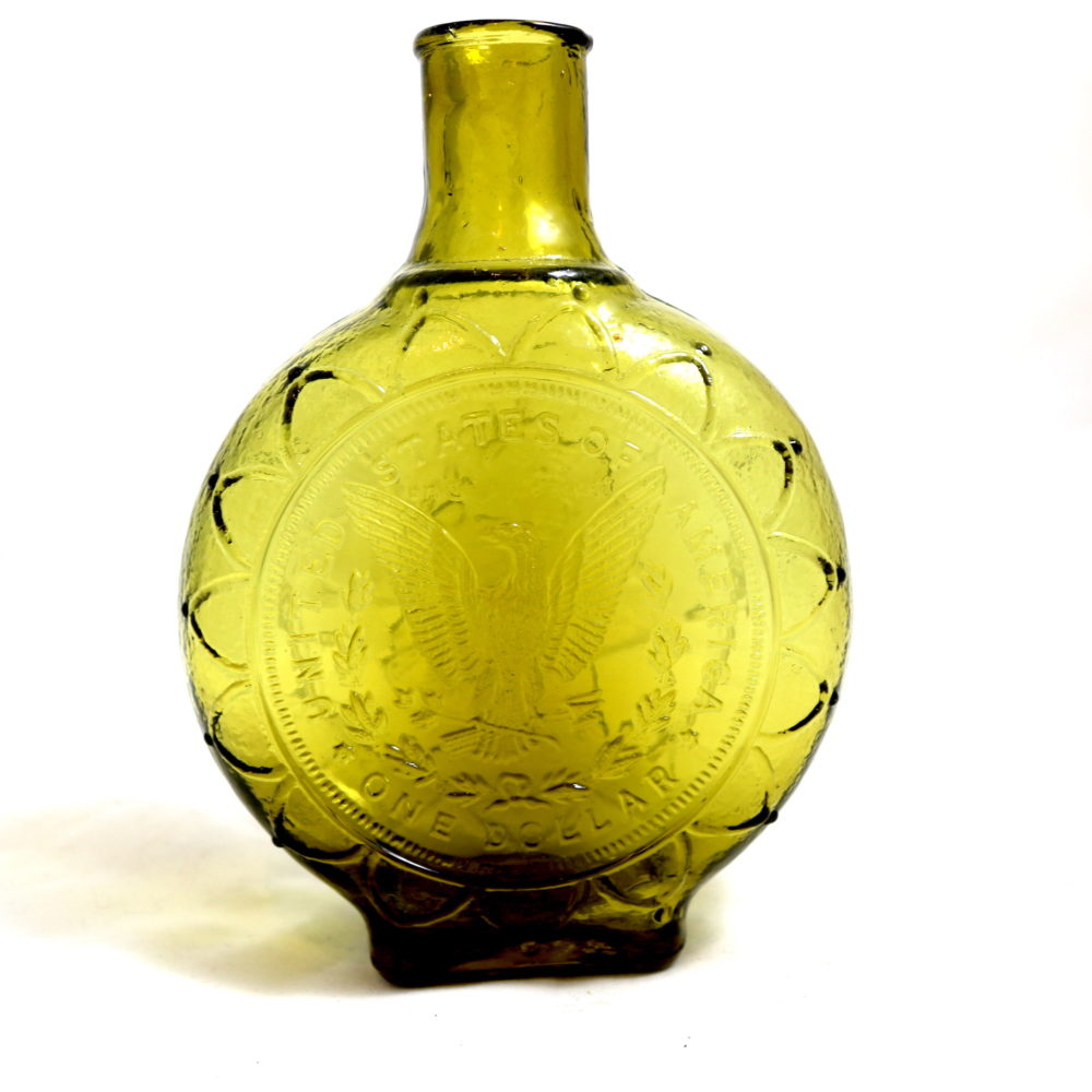Liberty Glass Bottle (1978)
