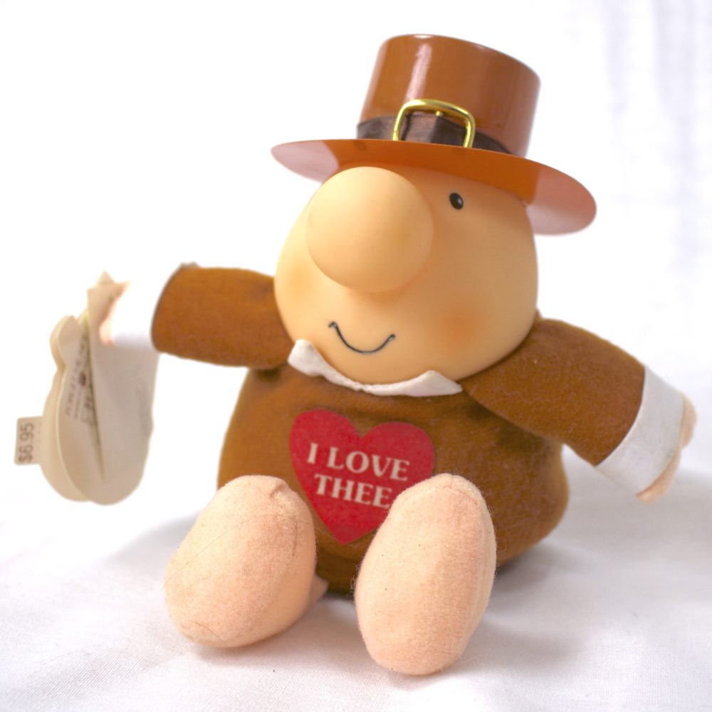 Pilgrim Ziggy Plush